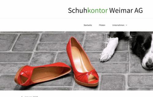 Schuhkontor Weimar