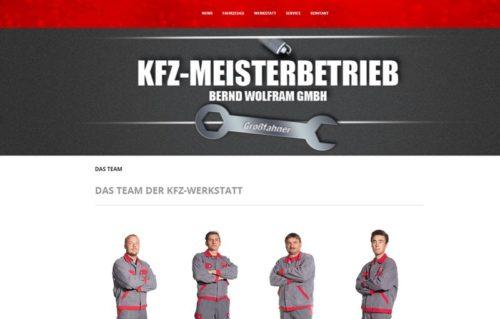 KFZ Wolfram