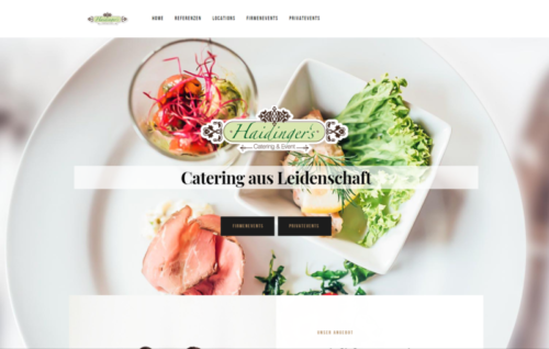 Haidingers Catering