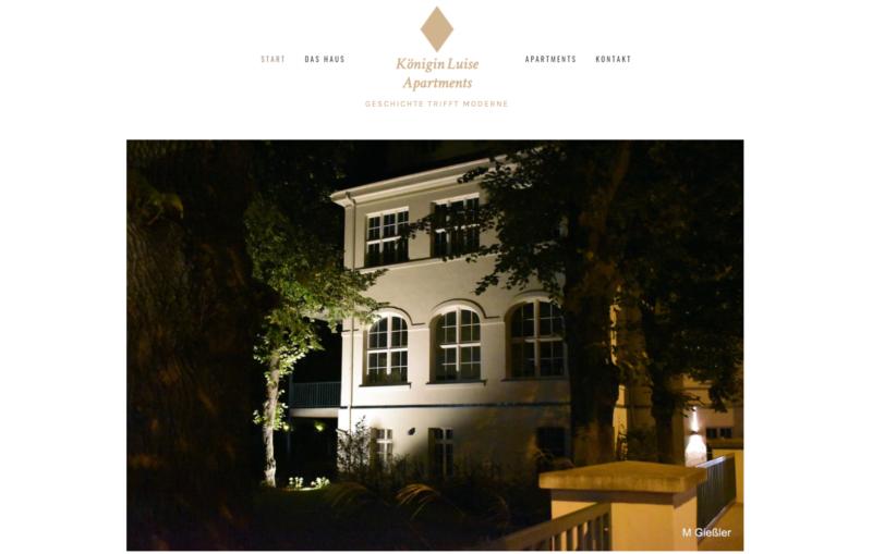 Königin Luise Apartment